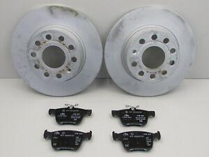 2x-Bremsscheibe-Set-Belaege-272-x-10-hinten-VW-Golf-7-VII-Audi-A3-8V-original