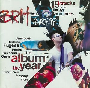 Compilation-CD-The-039-97-Brit-Awards-England
