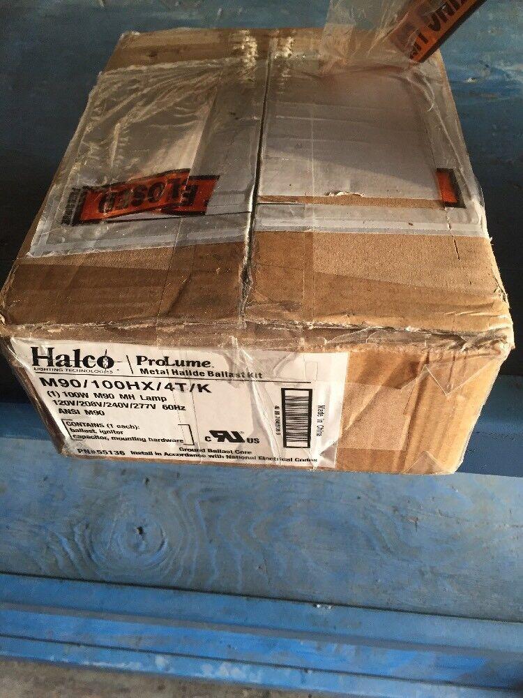 HALCO 55136, M90 100HX 4T K