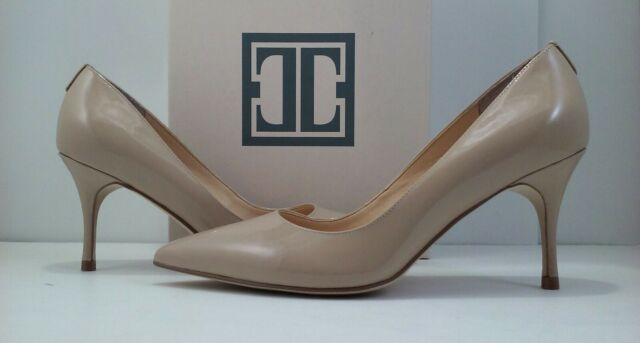 dda90e4eed72 Ivanka Trump Boni 7 Women s Light Natural Patent Pointed Toe PUMPS Size US  6 M for sale online