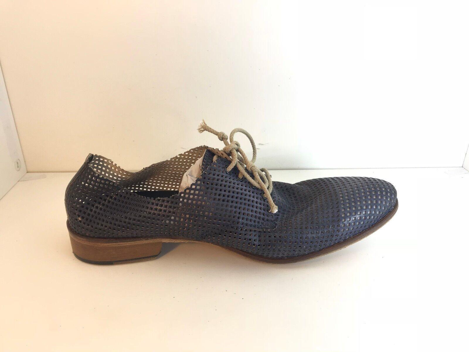 Prem1um scarpe made in italy 100% uomo man pelle leather 100% italy casual classic 058daa