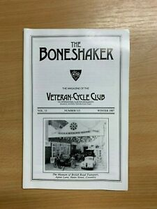 The-Boneshaker-Revue-par-The-Veteran-Cycle-Club-VOL-13-115-Hiver-1987