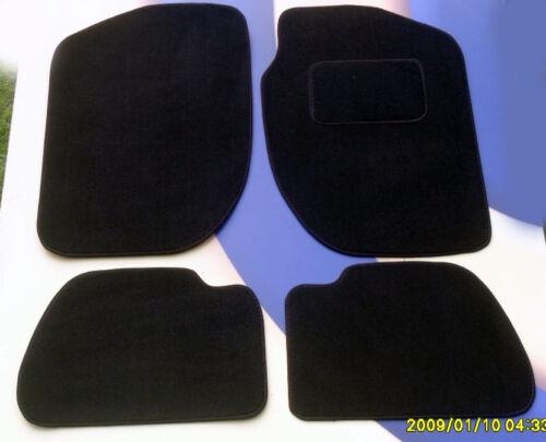 LANDROVER FREELANDER 2006-2013 MK2  BLACK CAR MATS  PREMIER  Carpet set of 4 B