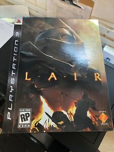 RARE-Lair-Promotional-Reel-PS3-Launch-Kit-Promo-Press-Kit