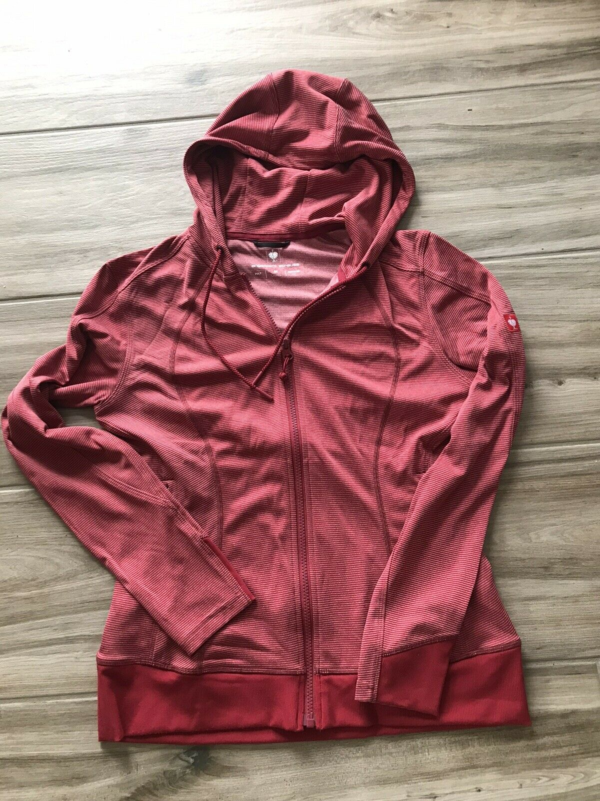 Engelber Strauss Hooded Jacket Womens Size M