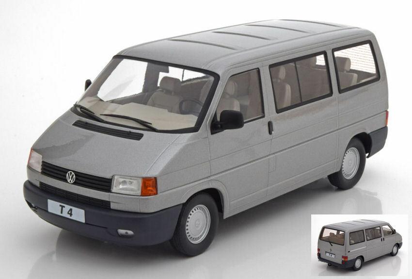 Volkswagen VW T4 CARAVELLE Metallic Grey 1 18 Model KK Scale
