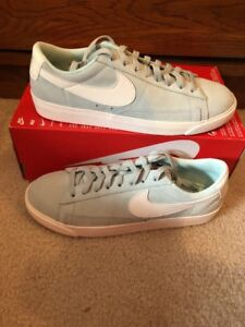 low priced c4212 19b40 Details about New Nike Blazer Low SD Women Igloo Sail Sneakers | AA3962-301  Size 10.5