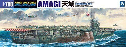 Aoshima 1 700 I.J.N Aircraft Carrier AMAGI Plastic Model Kit from Japan NEW