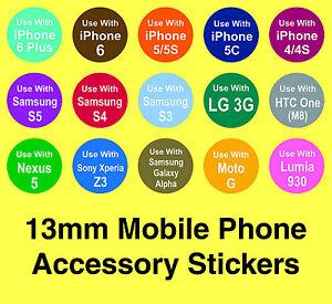 Samsung-Telefono-Movil-Accesorio-Pegatinas-Adhesivo-Removible-039-utilizar-con-039