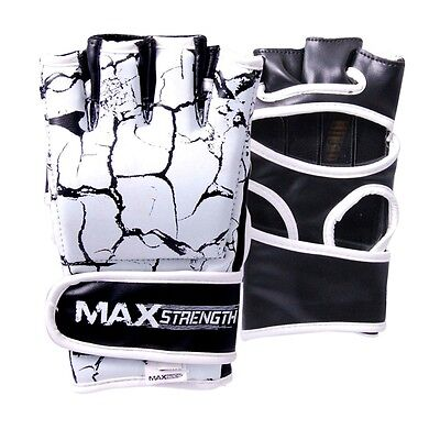 Grappling Gloves MMA Boxing Karate Mitts UFC Gym Fight Kick Punch Training Pads