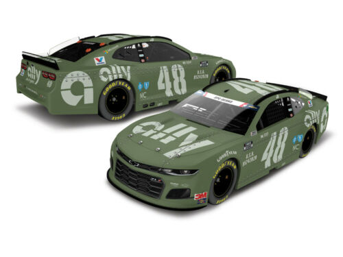 2020 Jimmie Johnson Ally Patriotic Military Salutes Memorial Day 1:64 scale car