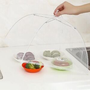 Anti-Fly-Food-Cover-Umbrella-Insect-Breathable-Camp-Net-Kitchen-Esdtu-L7F1