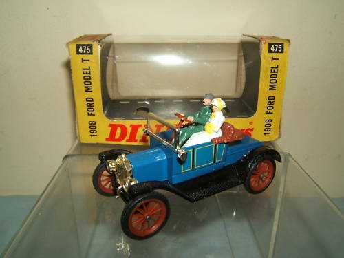 DINKY TOYS  MODEL No.475   MODEL  T  FORD    VN MIB