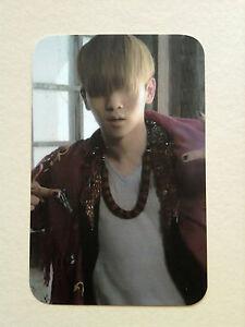 SHINEE 4th Album Sherlock 'Unofficial' PHOTO CARD - KEY ... Shinee Key Sherlock