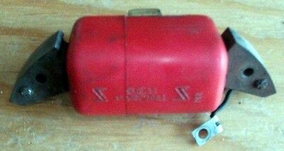 Bobine Allumage Haute Tension SEV Rouge (Origine - Occasion) SOLEX 3800 - 5000
