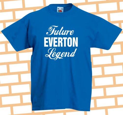 Everton T Shirt FUTURA LEGGENDA