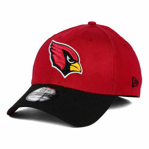 best service dd03d 2747d ... purchase arizona cardinals new era 39thirty nfl mens fitted cap hat  size l xl 730f7 710c9