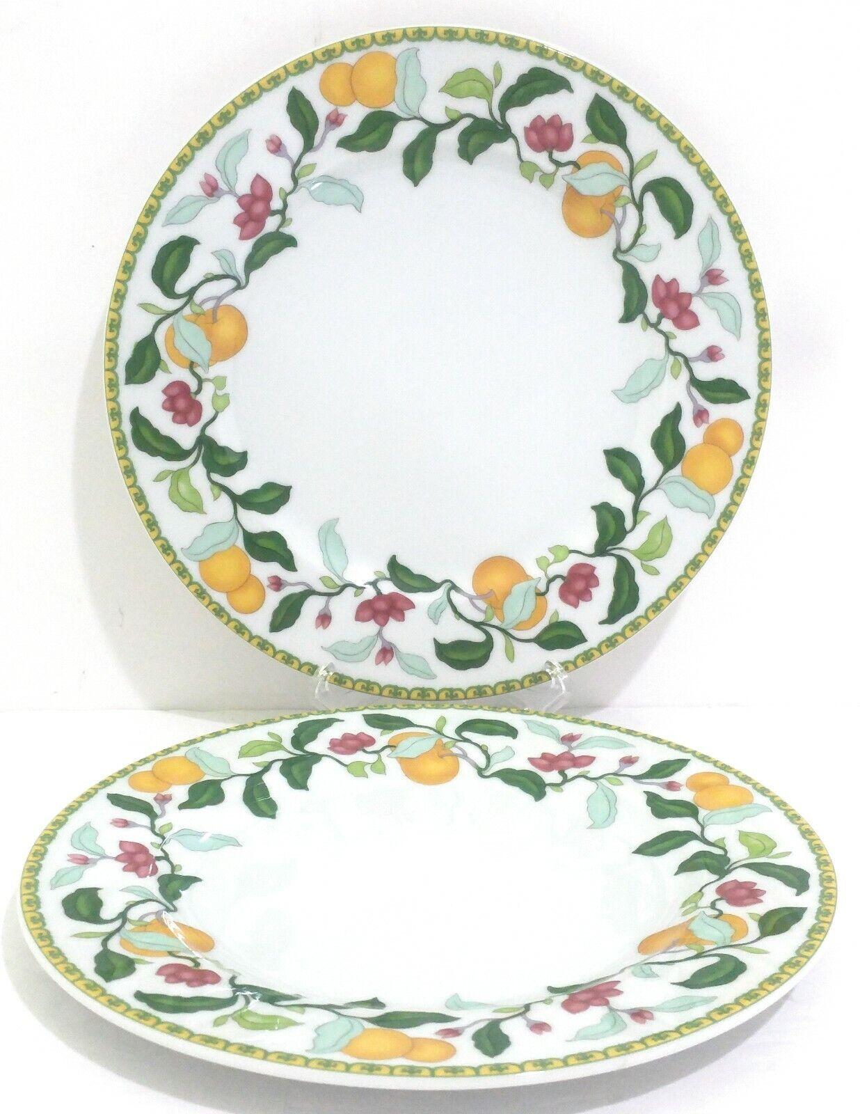 Vista Alegre ALGARVE Dessert Salade Plate-Lot de 2
