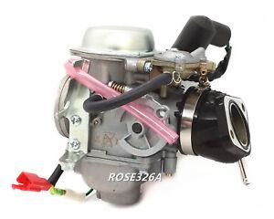 Carburetor Carb Holder Intake Manifold Boots For Honda CH250 Elite CN250 Helix