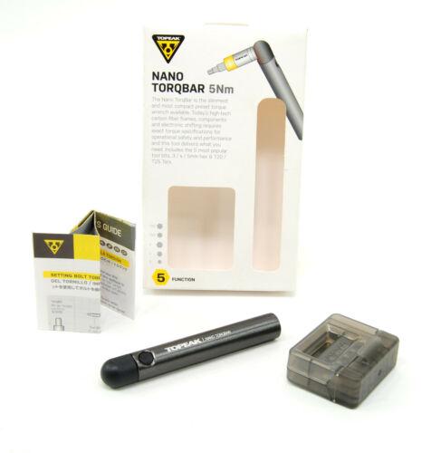 Topeak Nano Torqbar 5 Torque Wrench 5Nm