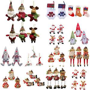 Merry-Christmas-Hanging-Pendant-Gift-Xmas-Tree-Ornament-Toy-Doll-Hang-Decor