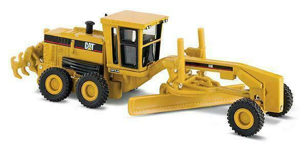 Norscot 55127 HO Caterpillar 160h Motor Grader for sale online | eBay