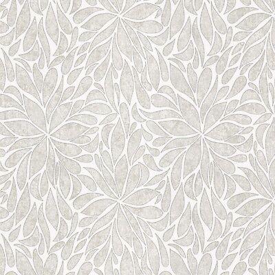 Tapete Vlies grau Floral Padua Marburg 56119 4,17€//1qm