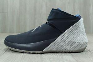 34 Nike Air Jordan Why Not Zero.1 Georgetown Navy AA2510-406 Men s ... de908f114