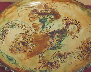 magnifique-ancienne-plat-en-ceramique-gres-coq-signe-vallauris-capron-jouve-doix