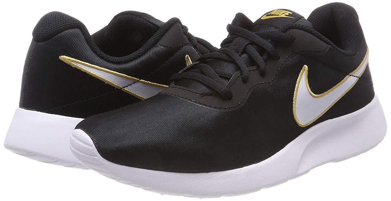 huge selection of 4fb04 56fe4 Nike tanjun se-Da Donna EU 38.5 - - - Nero oro Bianco rrp + 7fb6a0