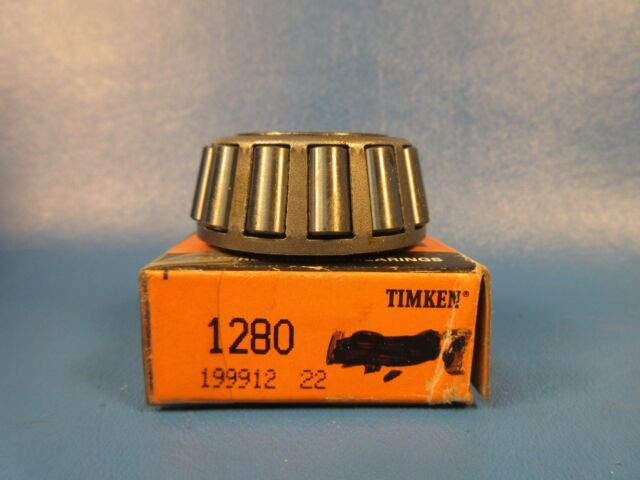 Timken 1280 Tapered Roller Bearing Cone