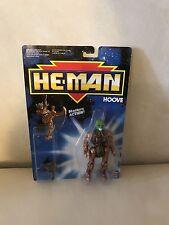 HOVEE He-Man New Adventures Mattel Masters Of the Universe Raro