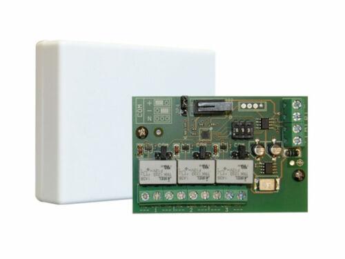 AMC KX-OUT espansione uscite domotica per centrali allarme serie X e K