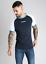 GYM-KING-Mens-High-Build-Logo-Retro-Stripe-Designer-Casual-T-Shirt-Tee-Top-New thumbnail 11