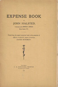 EXPENSE-BOOK-OF-JOHN-HALSTED-COMMISSARY-UNDER-BEN-ARNOLD-BEFORE-QUEBEC-1776