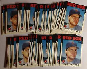 100-count-1986-CARDS-101T-UPDATE-TOPPS-TOM-SEAVER-RIGHT-OUT-OF-SETS-1986-C3