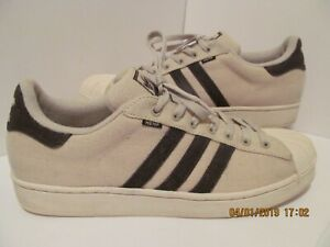 lowest price 93027 a3c62 Image is loading NDS-ADIDAS-034-HEMP-034-SUPERSTAR-SHELL-TOES-