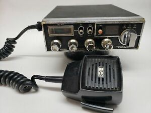 Realistic-TRC-473-40-Channel-Mobile-CB-Radio-Tested-Works