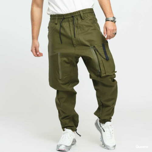 $250 Nike Lab ACG NRG Cargo Pants Military Green Olive AQ3524-395 Men/'s L Large
