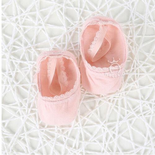 Toddler Infant Newborn Baby Girl Kids Lace Inside Solid Color Cotton Ankle Socks