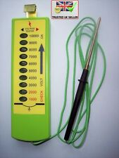 TOP SELLER Electric Fence Tester-10 Levels Fencing Power Current Voltage Testing