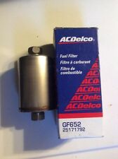 ACDelco GF652 Professional Fuel Filter Original Version