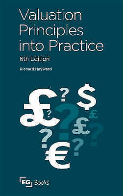 1 of 1 - Good, Valuation: Principles into Practice, , Book