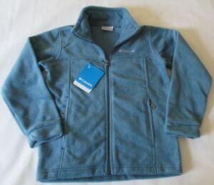 4a2af8ffe Columbia Steens Mountain II Fleece Full Zip Jacket Blue Boy s Size ...