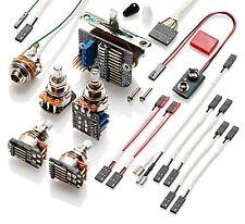 EMG 3 Pickup Conversion Wiring Kit PPP Push / Pull