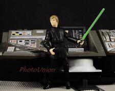 """Hasbro Star Wars 3.75"""" Figur 1:18 Luke Skywalker DISGUISE Tie Fighter 2003 S295"""