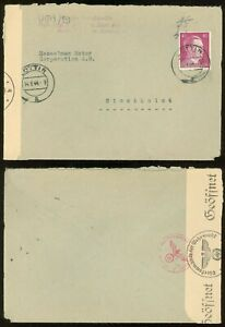 Cover-W29-Germany-Reich-Lottin-1944-to-Sweden-CENSORED