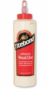 Titebond Wood Glue Original 16oz 473ml Bottle Rdgtools Wood