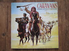 """LP - O.S.T. CARAVANS - MIKE BATT """"TOPZUSTAND!"""""""