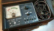 SICO Tube Tester Model 83 Radio Vacuum Tube Tester